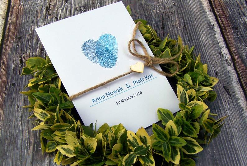 Primo Zaproszenia ślubne U Nas Znajdziesz Piękne Zaproszenia Na