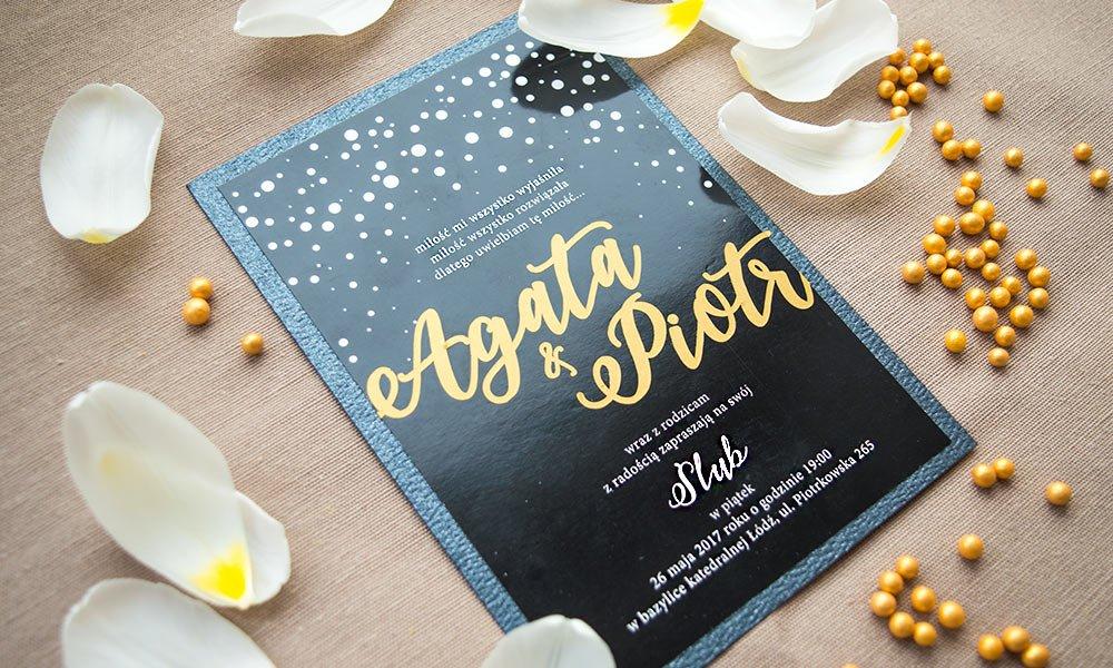 Velvet Zaproszenia ślubne U Nas Znajdziesz Piękne Zaproszenia Na