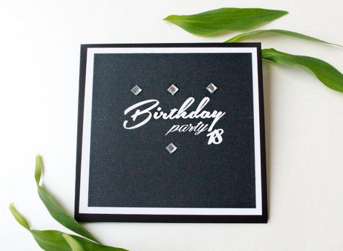 Zaproszenia Urodzinowe Urodziny 18 20 30 40 Produkty U Nas